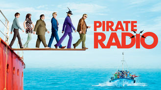 Is Pirate Radio on Netflix?